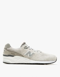 New Balance Mrl999 In Steel