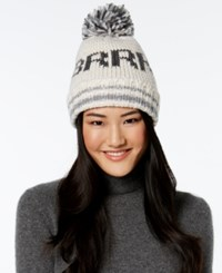 Steve Madden Brr Cuff Hat Ivory