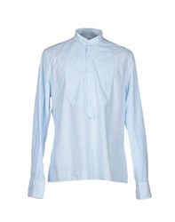 Michael Bastian Shirts Shirts Men Sky Blue