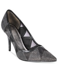 Adrianna Papell Addison Jimmy Pumps Women's Shoes Pewter