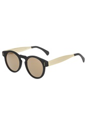 Komono Clement Sunglasses Metal Black Gold