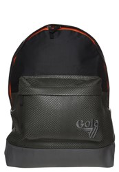 Gola Rucksack Black Dark Grey