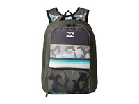 Billabong Juggernaught Backpack Fatigue Backpack Bags Green