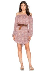 Rory Beca Badi Dress Mauve