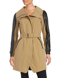 7 For All Mankind Belted Anorak Jacket Chino