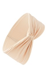 Forever 21 Textured Knit Headwrap