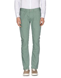 Uniform Trousers Casual Trousers Men Light Green