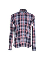 Etichetta 35 Shirts Shirts Men Dark Blue