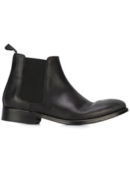 Paul Smith Ps By 'Lydon' Chelsea Boots Black