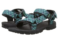 Jack Wolfskin Seven Seas Deep Mint Women's Shoes Green
