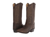 Old West Boots Ow2051 Apache Cowboy Boots Brown