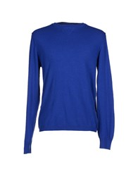 Macchia J Knitwear Jumpers Men Blue