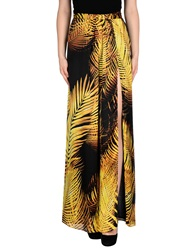 Marco Bologna Long Skirts Yellow