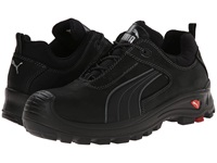 Puma Safety Cascades Low Eh Black Men's Work Boots