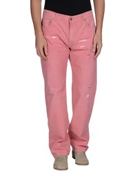 Gianfranco Ferre Gf Ferre' Trousers Casual Trousers Men Pastel Pink