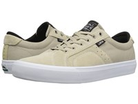 Lakai Flaco Cream Suede Men's Skate Shoes Neutral