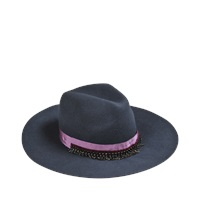Etro Fedora Hat With Pearls