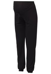 Bellybutton Goldy Tracksuit Bottoms Stretch Limo Black