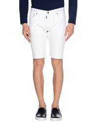 Antony Morato Trousers Bermuda Shorts Men White