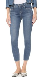 L'agence Margot High Rise Jeans Light Vintage