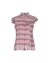 Only 4 Stylish Girls By Patrizia Pepe Shirts Light Purple