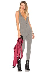 Lacausa Holiday Onesie Grey