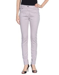 T By Alexander Wang Casual Pants Dove Grey