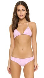 Lolli Sunshine Triangle Top Cotton Candy