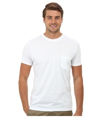 Alternative Apparel Perfect Pocket Tee White Men's Short Sleeve Pullover