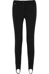 Fendi Stretch Scuba Jersey Ski Leggings