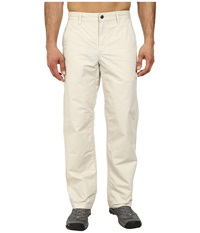 Mountain Khakis Poplin Pant Oatmeal Men's Casual Pants Brown