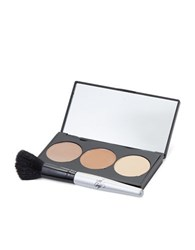 Lord And Taylor Three Piece Facial Contouring Set 0.35 Oz. One Color