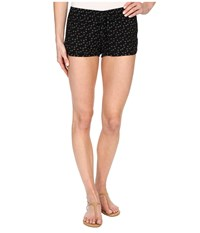 Hurley Beachrider Woven Shorts Black E Women's Shorts