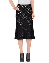 Laviniaturra 3 4 Length Skirts Black