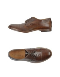 Cafe'noir Cafenoir Lace Up Shoes Beige