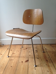 Charles Eames Dining Chair Mid Century Modern Ebay