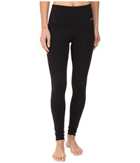 Bench Dominant High Waisted Leggings Jet Black Women's Casual Pants