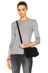 Soyer Cashmere Thermal Top In Gray
