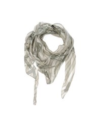 Gucci Accessories Oblong Scarves Men Military Green
