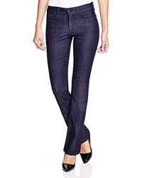 Nydj Billie Mini Bootcut Jeans In Dark Enzyme