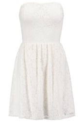Evenandodd Cocktail Dress Party Dress Off White Off White