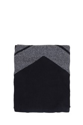 Y 3 Stripe Scarf Black