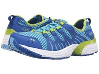 Ryka Hydro Sport 2 Ethereal Blue Royal Blue Lime Blaze Women's Shoes