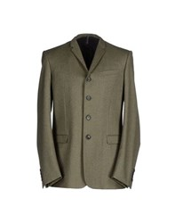 Christian Dior Dior Homme Suits And Jackets Blazers Men Military Green