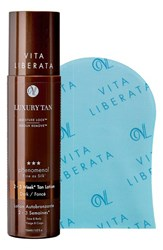 Vita Liberata 'Phenomal' Tan Lotion And Mitt Dark