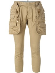 Dsquared2 Pouch Pocket Trousers