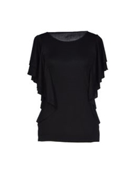 Marc Cain T Shirts Black