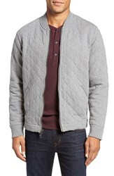 Bonobos Men's Trim Fit Diamond Quilted Knit Jacket
