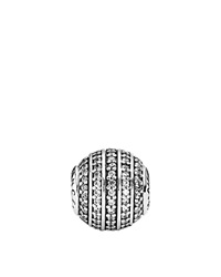 Pandora Design Pandora Charm Sterling Silver And Cubic Zirconia Confidence Essence Collection