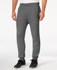 Champion Men's Powerblend Fleece Joggers Granite Heather